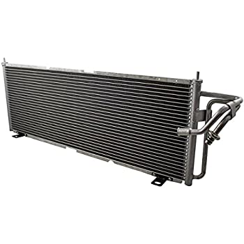 A//C Condenser-Condenser Parallel Flow UAC CN 4895PFXC fits 97-01 Jeep Cherokee