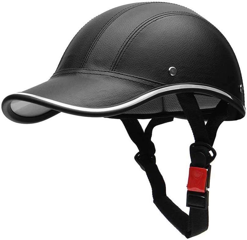 chivalrylist Casco de equitación Casco de Bicicleta Montar Casco y el Sombrero Ajustable Respirable cómodo Hípica Casco/Sombrero Negro