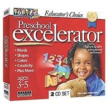 Educator's Choice Preschool Excelerator (Jewel Case)