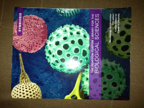 Microbiology: An Introduction 11th Edition Cameron University
