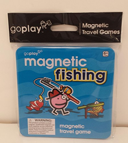 Toysmith Go Play Fishing Playset