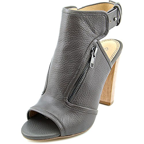 Splendid Women's Janet Slate Leather 10 (Ankle Boots Janet &)
