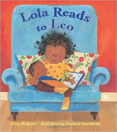 Bücher auf das iPhone 5 herunterladen Lola Reads to Leo by Anna McQuinn 1580894046 PDF FB2