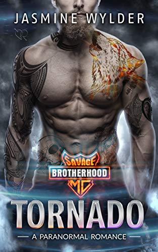 Tornado: A Paranormal Romance (Savage Brotherhood MC Book 1)