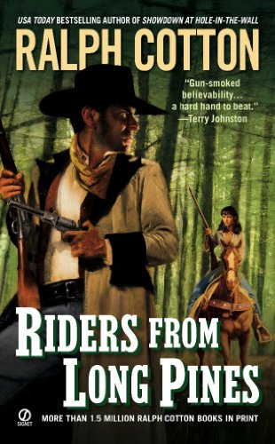 book cover of Riders From Long Pines