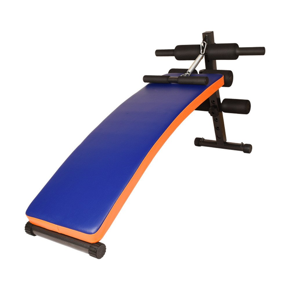 Sit-up Exerciser Board Supine Board / Sit-up Fitness Equipment / Home Abdomen Multi-function Abdominal Muscles Dumbbell Bench/Applicable Place: The Living Room, The Balcony,The Bedroom,The Office Fitn