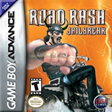Road Rash Jailbreak - Game Boy Advance