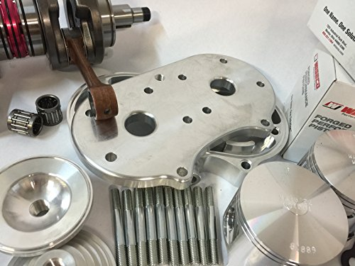 Banshee 521cc 10 mil Super Cub Complete Motor Kit - Import It All