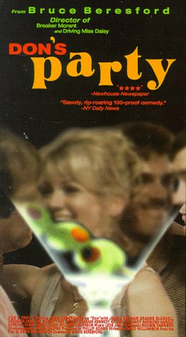 Don's Party [VHS]