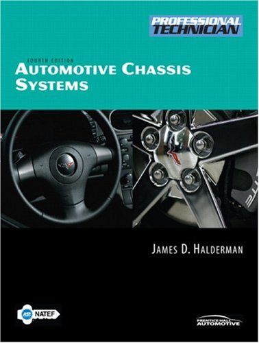 Automotive Chassis Systems (4th Edition)