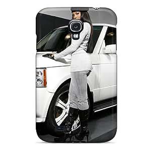 New Fashion Premium Tpu Case Cover For Galaxy S4 - Ciara Range Rover
