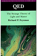 QED: The Strange Theory of Light and Matter Paperback