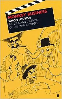 Book Monkey Business by Simon Louvish (2003-08-05)