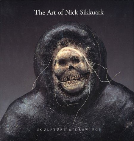Inuit Art Sculptures - The Art of Nick Sikkuark: Inuit Sculptures & Drawings