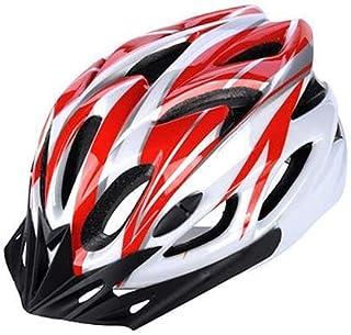 Cobnhdu Tête Large d'équitation en Plein air pour Hommes et Femmes de vélo d'équitation de Route, Casque de randonnée, Casque de Moulage intégré, équipement de Protection Ultra-léger