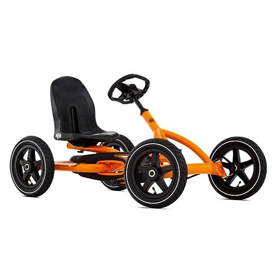 LHR888 Orange Kart Kart para niños Kart de Cuatro Ruedas Jeep ...