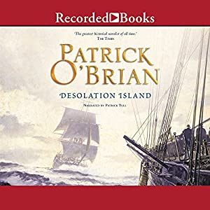 Desolation Island Audiobook