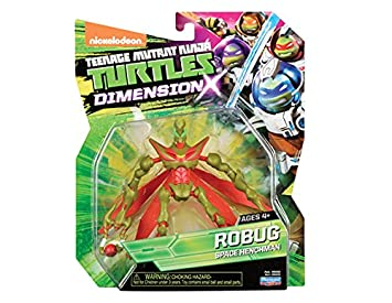 Figura de acción con diseño de Tortugas Ninja en la ...