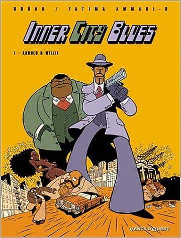 Téléchargement Inner City Blues, tome 1 : Arnold et Willie pdf, epub
