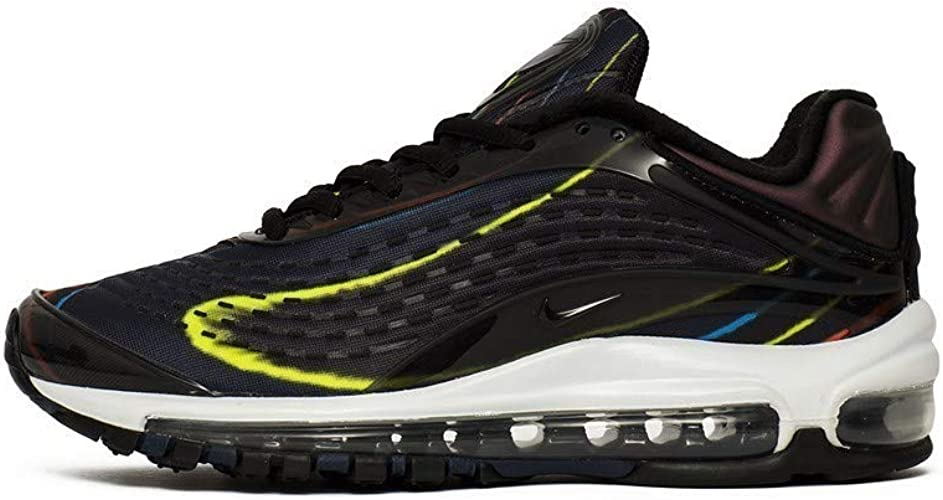 Nike W Air Max Deluxe, Sneakers Basses Femme: