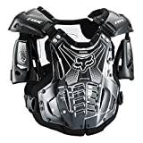 Fox Racing Airframe Men's Roost Deflector Off-Road Motorcycle Body Armor - Black/Medium