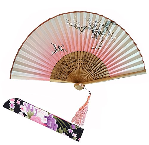 princess hand fan - 9