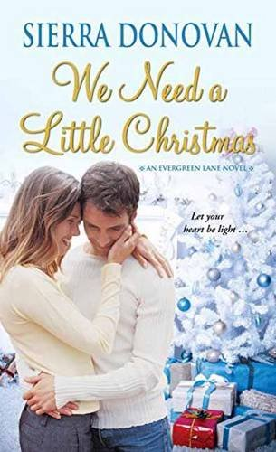 book cover of We Need A Little Christmas