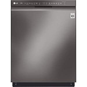 LG LDF5545BD Tall Tub Built-in Full Console Black Stainless Dishwasher LDF5545BD