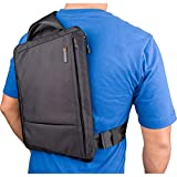 Protec A502 ZIP Sling for iPad / Tablet / Thin Notebook (Redesigned! Fits an iPad Pro 12.9' with Apple's Smart Keyboard)