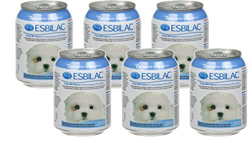 Esbilac Milk Replacer For Puppies 8oz (6 Pack) by Esbilac