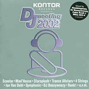 Various artists scooter mad 39 house starsplash trance for House music 2002