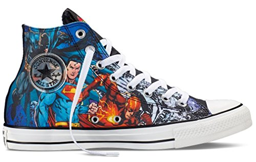 6c231a0302f3 Converse DC Comics Justice League Chuck Taylor All Star Sneakers Limited  (11 M US)