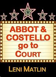Abbott & Costello Go To Court (English Edition)