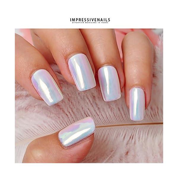 PrettyDiva Chrome unicorn nail powder 9