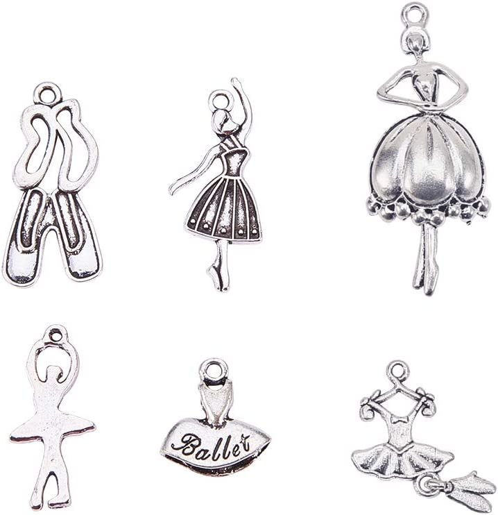 Angel Charm//Pendant Tibetan Antique Silver 21mm  20 Charms Accessory Jewellery
