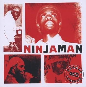 Reggae Legend by Ninja Man : Ninja Man: Amazon.es: Música
