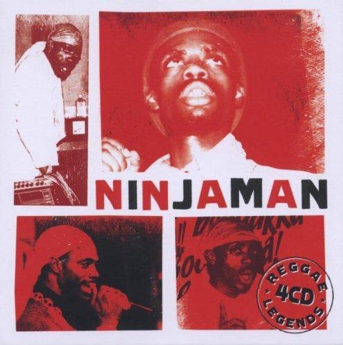 Ninjaman-Reggae Legends-BOXSET-4CD-FLAC-2008-Gully Download
