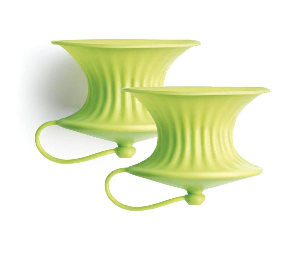 Lekue Lemon Press Set, Green, 2-Piece by Lekue