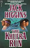 The Khufra Run, Jack Higgins, 0671724533
