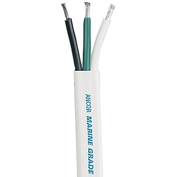 Ancor Triplex Cable - 12/3 AWG - 100\': Amazon.de: Elektronik