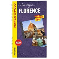 Florence Marco Polo Travel Guide - with pull out map (Marco Polo Spiral Guides) (Marco Polo Spiral Travel Guides)