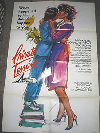 Private lessons 1981 film with sylvia kristel at left and pamela.