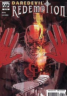 with Daredevil Comic Books design