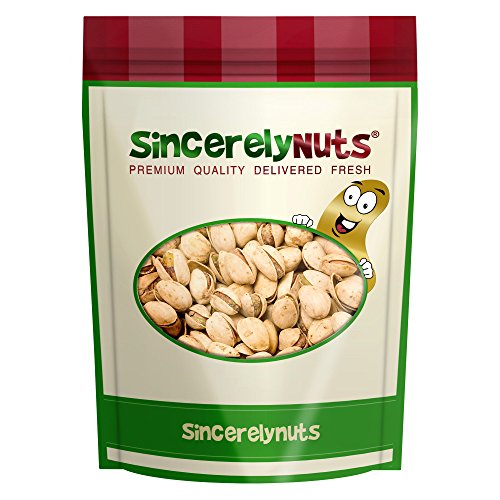 Sincerely Nuts Pepper Pistachios Shell product image