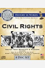 Civil Rights (History in Words) Audio CD