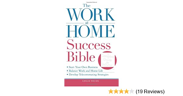 Work home business hours image Earn Follow The Author Youtube The Workathome Success Bible Complete Guide For Women Start