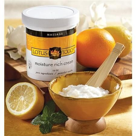 Lotus Touch Moisture Rich Massage Cream (1 Gallon) by Lotus Touch (Image #2)