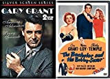 Cary Grant The Bachelor and the Bobby Soxer + The Amazing Adventure / Penny Serenade DVD movie set