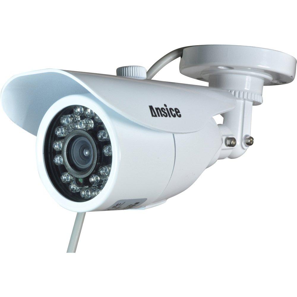 24 LED de infrarrojos visión nocturna CCTV cámara Sony Color CCD 420TVL gran angular 3,6 mm bala seguridad cámara de seguridad de vigilancia para exteriores ...