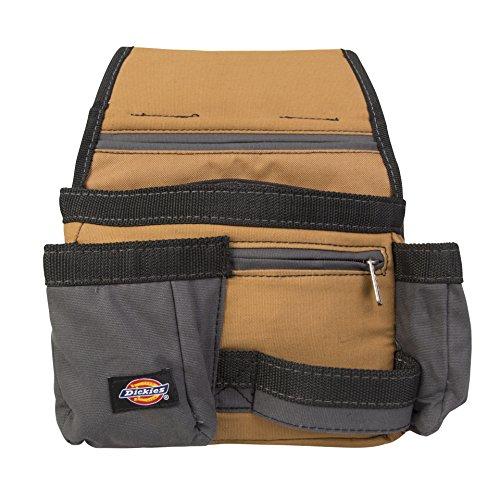 Dickies Work Gear 57019 Grey/Tan 11-Pocket Tool Pouch by Dickies Work Gear